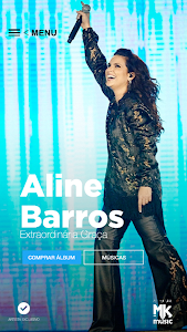 Aline Barros - Oficial screenshot 0
