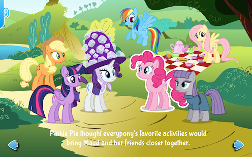 My Little Pony Pinkie's Sister- screenshot thumbnail
