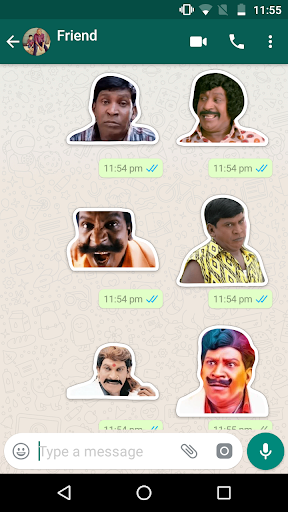 Tamil Troll Stickers - WAStickerApps Stickers cute photos 1