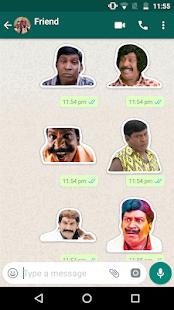 Tamil Troll Stickers - WAStickerApps Stickers