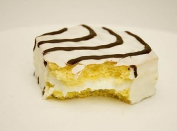 Zebra Cakes Recipe