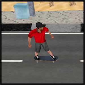 SKATE Bross 3D for PC and MAC