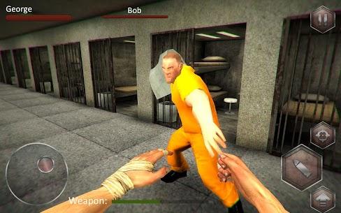 Cops Vs Robbers Online Prison MOD APK V1.0 (GOD MODE/HAS KEY CARD/SUPERSPEED/SUPERJUMP/ NOADS) 2