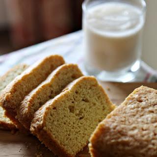 Olive Oil Vanilla Bean Pound Cake