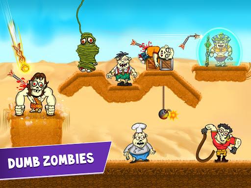 Zombie Archery ud83cudff9 - Zombies Arrow shooting Games 1.2.1 screenshots 9