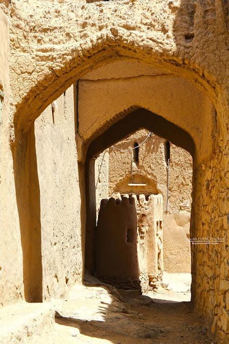Visitar AL HAMRA e conhecer o modo de vida tradicional omanita   Omã
