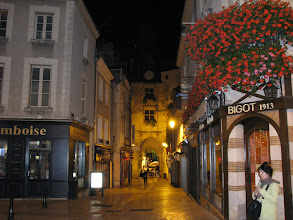 Photo: Late evening in Amboise