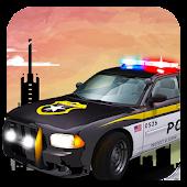 NYPD Car Mega Crime Collision