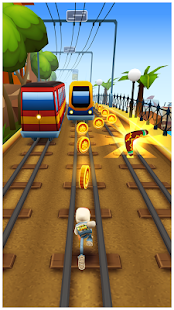 Subway Surfers- screenshot thumbnail