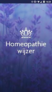 Homeopathiewijzer screenshot 0