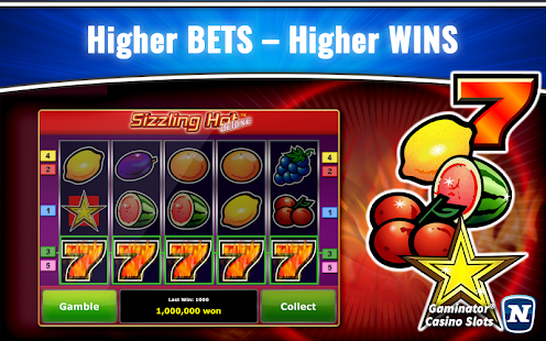Gaminator - Free Casino Slots- screenshot thumbnail