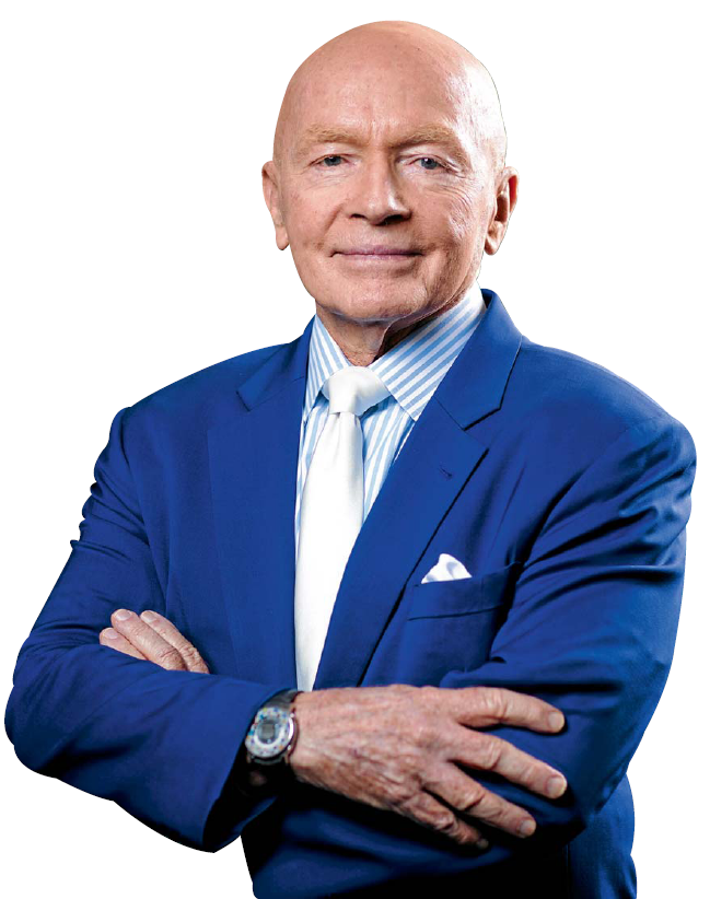 Mark Mobius: Bullish on the small guys. Picture: BLOOMBERG