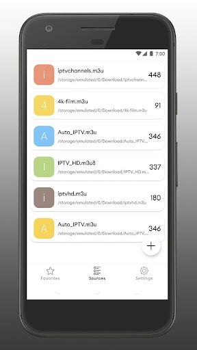 IPTV Player 1.9.5 screenshots 1