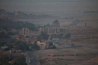 Photo: Luxor, Ramesseum ?