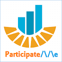 Participate/\/\e(Survey app) icon