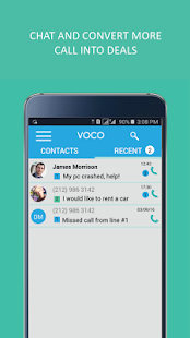 Voco - 2nd Phone Number- screenshot thumbnail