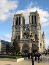 Photo: Собор Парижской Богоматери