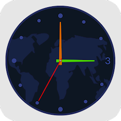 World Clock-International Clock&Time Clock app