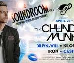 Fluxxx Productions presents The Soundroom ft Chunda Munki : Club 89