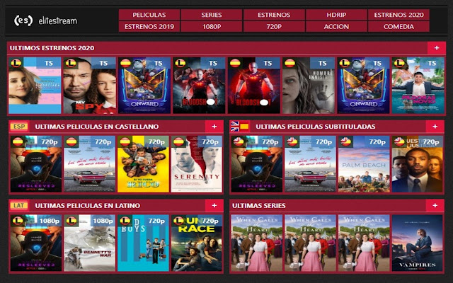 EliteStream | Series y Peliculas Online