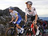 Garrison blikt terug op zijn eerste jaar als prof en zijn debuut in Vuelta in het bijzonder