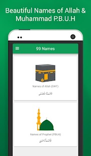 99 Names: Allah & Muhammad SAW- screenshot thumbnail