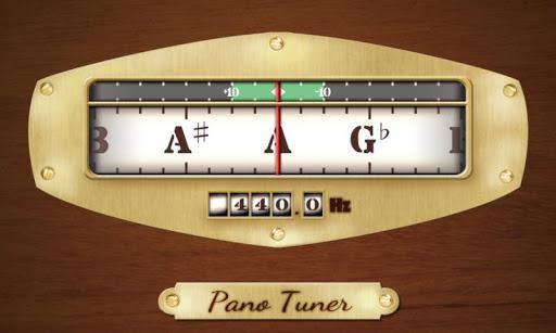 Pano Tuner - Chromatic Tuner 1.2.7.4 screenshots 1