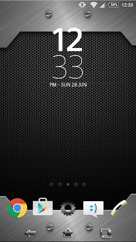 android Metal for XPERIA™ Screenshot 1