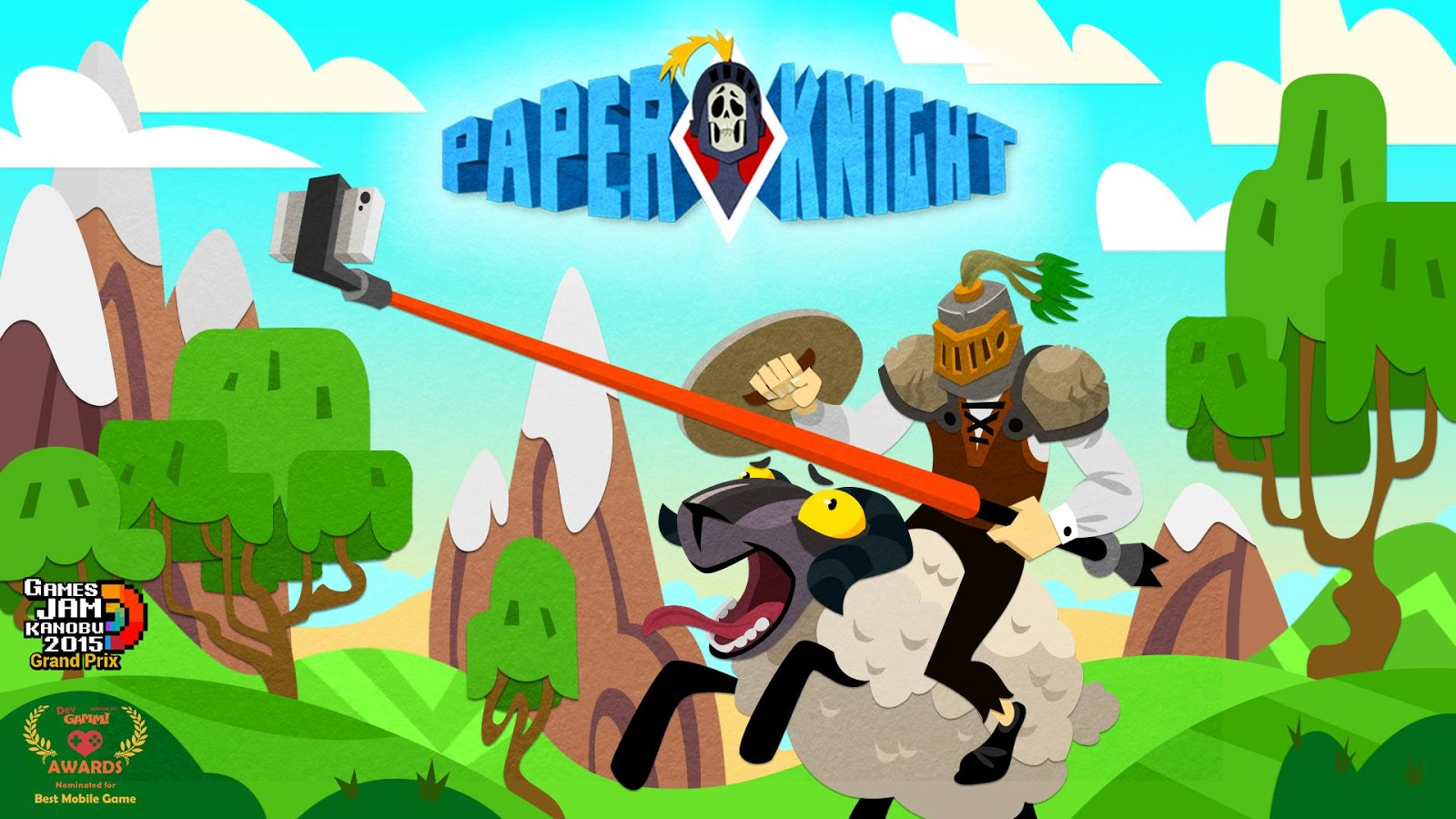 Paper Knight (Unreleased)- screenshot