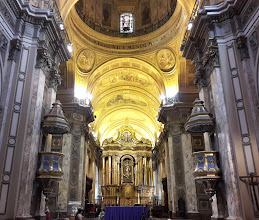 Photo: Altar of Buenos Aires Cathedral