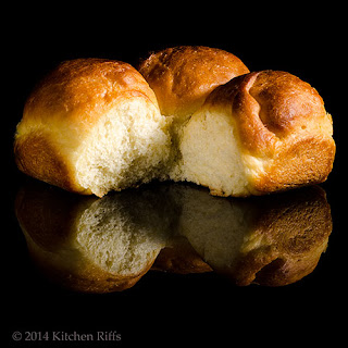 Soft and Buttery Dinner Rolls