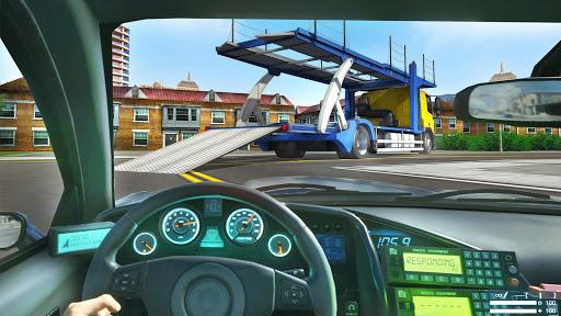Car Transporter Cargo Truck Driving Game 2018 1.0 screenshots 9