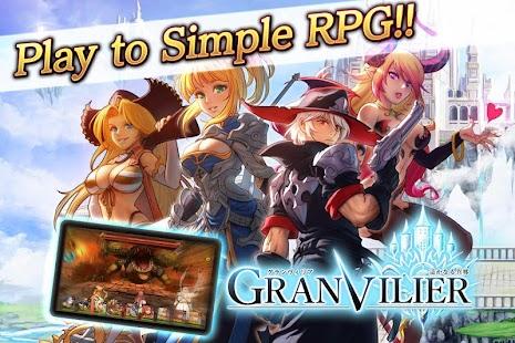 Granvilier - náhled