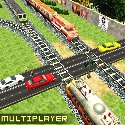 Indian Train Games 2019 Icon