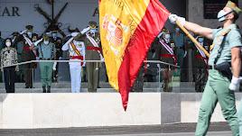 Saludo a la Bandera Nacional