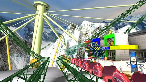 Roller Coaster 3D  screenshots 3