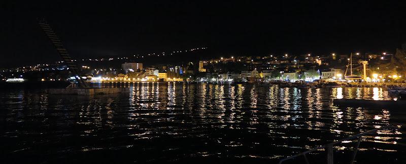 Sul mare luccica.... di Piera