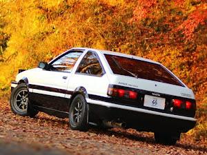 スプリンタートレノ AE86 昭和59年  GT-APEXのカスタム事例画像 keroyosoさんの2020年11月30日22:20の投稿