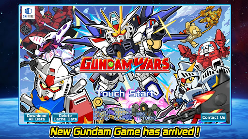 LINE: GUNDAM WARS apkpoly screenshots 1