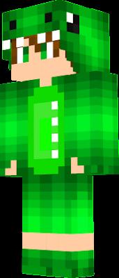 Dino Nova Skin