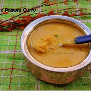 Goan Fish Curry With Prawns | Sungta Hooman