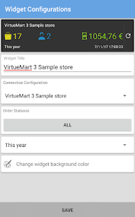 VirtueMart Mobile Assistant- screenshot thumbnail