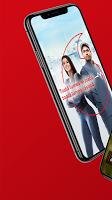 screenshot of My Vodafone Romania