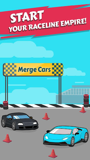 Merge Real Cars - Idle Car Tycoon apkdebit screenshots 8