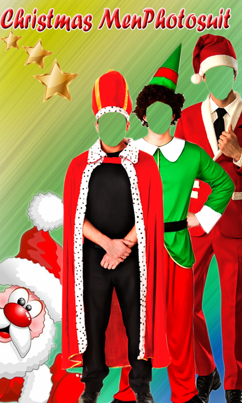 Christmas Men Photo suit - Android Apps on Google Play