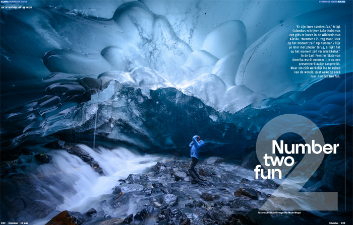 Alaska Travel for Columbus Magazine