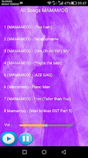 MAMAMOO SONGS - náhled