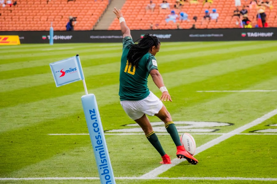 Drop Kick by Ken Nicol - Sports & Fitness Rugby