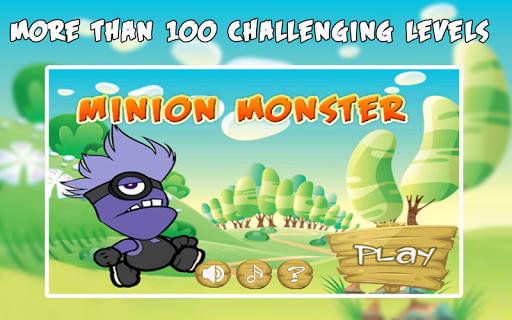 Minione monster