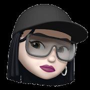 3D Emojis Stickers for WhatsApp
